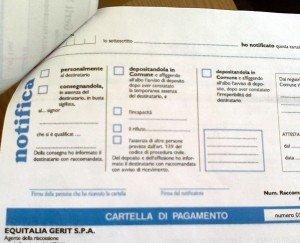 Le spese di notifica delle cartelle esattoriali: sono a carico del debitore?