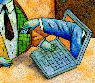Phishing: prego, acceda urgentemente al suo conto online