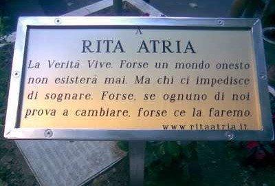 L'incredibile storia di Rita Atria: una contro tutti (parte 2)
