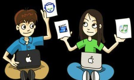 I discografici contro gli studenti universitari: guerre contro il file sharing