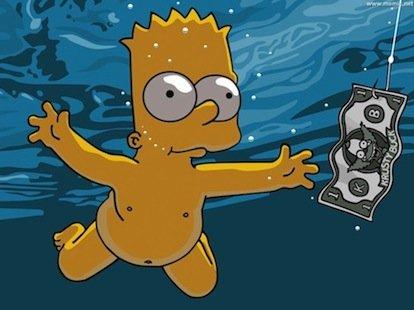Vietati i Simpson