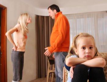 Il genitore può impedire all'altro di vedere i figli se c'è giusta causa