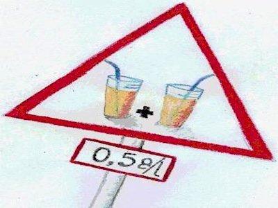 Tasso alcolemico con l'etilometro: tolleranza del 4%