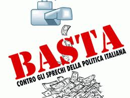 Politici e corruzione: truffa farsi rimborsare ogni tipo di spesa