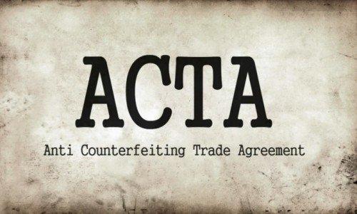 ACTA: il trattato internazionale antipirateria