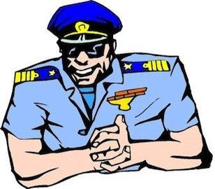 Multe: la polizia in borghese non sempre può elevarle