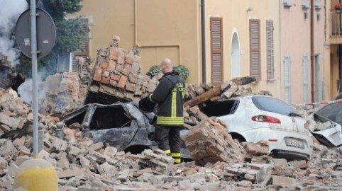Terremoto, pagati 145 miliardi