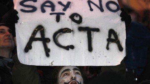 """Ultimo ACTA e voto del parlamento: """"no"""" definitivo"""
