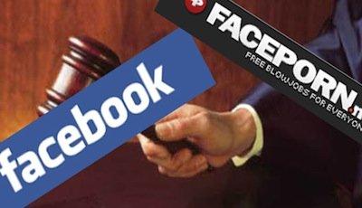 Facebook contro Faceporn: 0 a 1
