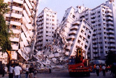 Perché i terremoti avvengono di notte