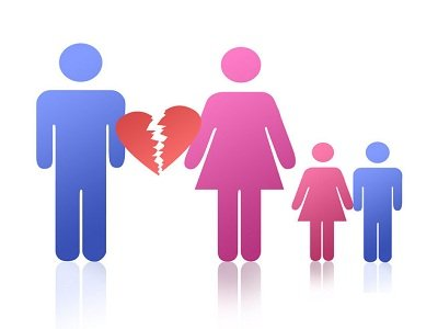 Figlio con un'altra donna: la famiglia deve accoglierlo?