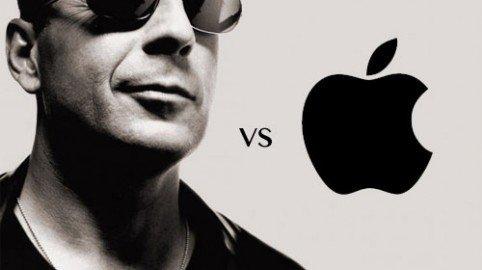 Bruce Willis vs Apple: l'eredità digitale (e il download di musica) non si tocca