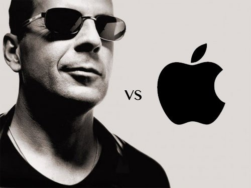 Bruce Willis vs Apple: l'eredità digitale (e il download di musica) non si tocca