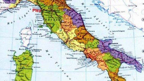 Cancellate metà delle Province italiane: approvazione definitiva dello storico decreto