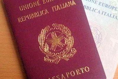 Passaporto elettronico: spedizione a casa a pagamento
