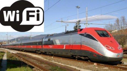 Wi-fi sui treni- rischio di esposizione a onde elettromagnetiche oltre i limiti