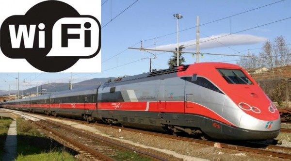 Wi-fi sui treni: rischio di esposizione a onde elettromagnetiche oltre i limiti