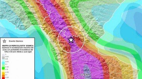 Terremoto, forte scossa alle 7,40 del 30 ottobre 2016