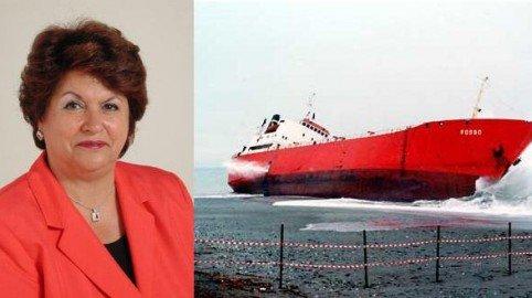 """Ecomafie, l'on. Angela Napoli contro le navi dei veleni: """"Non si è voluto scoprire la verità"""""""