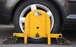 Fermo del veicolo in caso di infrazione al Codice della strada