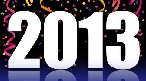 2013: ecco cosa avverrà nel nuovo anno (tra legge e gossip)