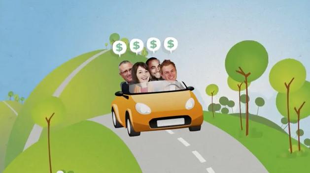 Caro benzina: come trovare un passaggio gratis