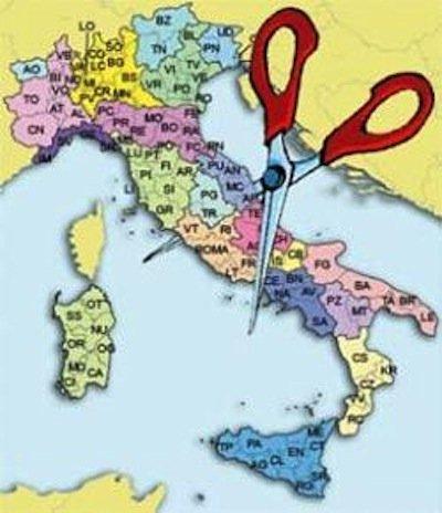 Province: bocciato definitivamente il riordino fatto da Monti