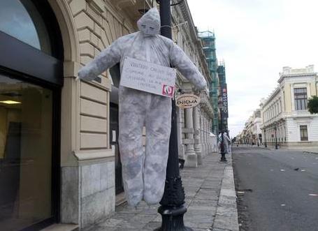 Protesta shock in Calabria: impiccati per la crisi economica