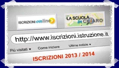 Scuola: via i modelli cartacei, iscrizioni solo online