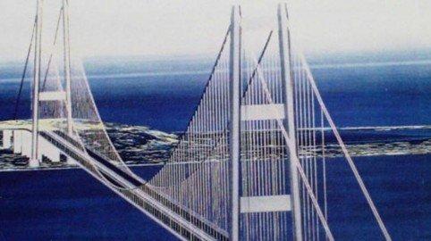 A che punto è il ponte sullo stretto di Messina?