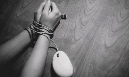 Depressi per colpa di internet