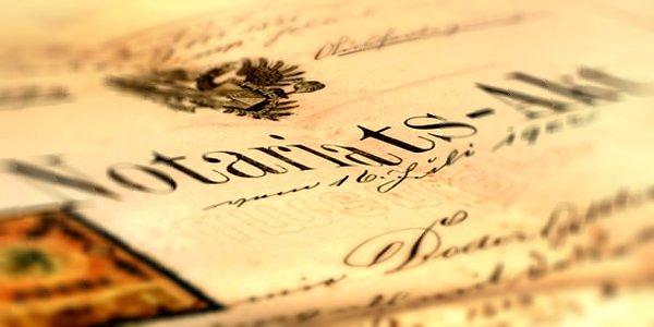 Abolite le tariffe notarili: libera concorrenza anche per i notai