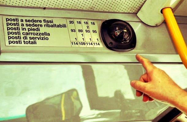 Telecamere sugli autobus: salvi i pettegolezzi