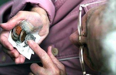 Firma la petizione per il ripristino del quinto pignorabile della pensione