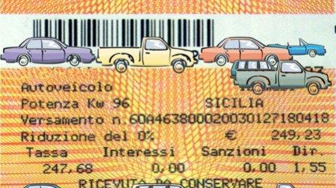 Furto, eredità e perdita del possesso auto: sul bollo ora si risparmia