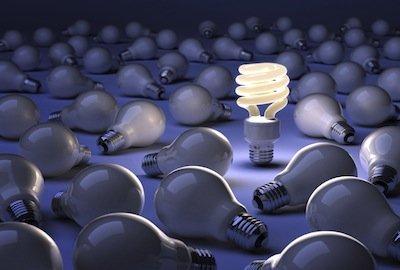 Lampadine a risparmio energetico: un pericolo per la salute