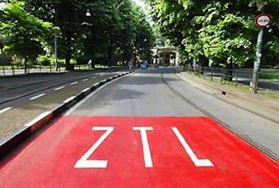 Multe per violazione delle ZTL: non sempre sono legittime