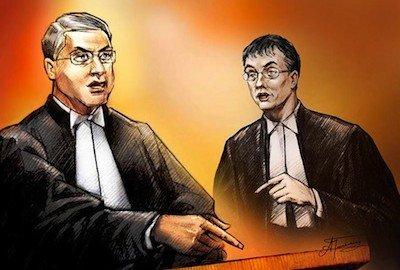 Che succede se un testimone non si presenta in udienza, benché citato?