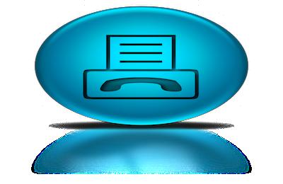 Valida la notifica per fax dell'ordinanza se il rapporto dà l'ok