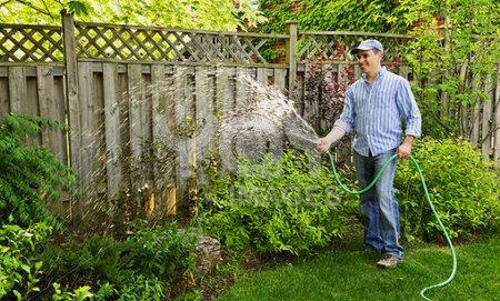 Vietato innaffiare il giardino se l'acqua si paga in base ai millesimi