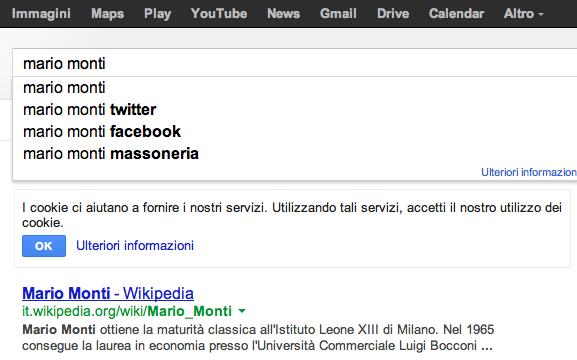 """Se Google abbina al tuo nome la parola """"truffa"""" o altre diffamazioni"""