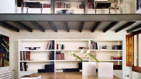 Costruire soppalco letto letto soppalco e armadio with - Costruire letto a soppalco ...