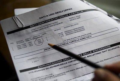 Cartella esattoriale non preceduta dalla notifica della multa: rimedi