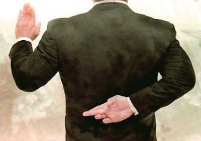 Scopri se il testimone mente o dice la verità dal linguaggio del corpo