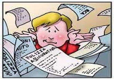Assicurazioni pluriennuali: state molto attenti al recesso