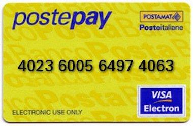 Truffe su Postepay: il chargeback contro i falsi addebiti online