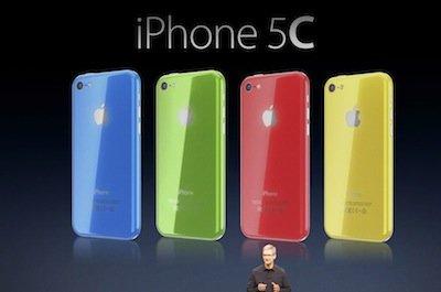Tutto su iPhone 5S, 5C e iOs7: date e caratteristiche