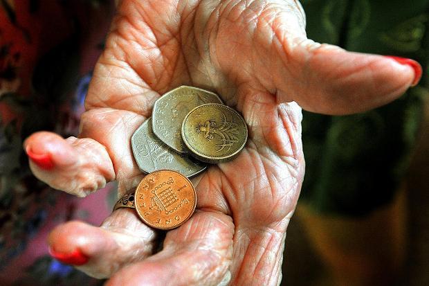 Pignoramento della pensione: quale limite?
