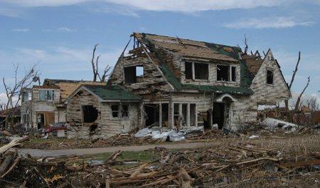 Risarcimento danni da rovina edificio
