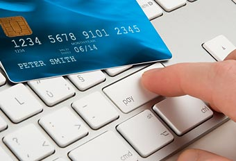 Addebiti non autorizzati su carta di credito